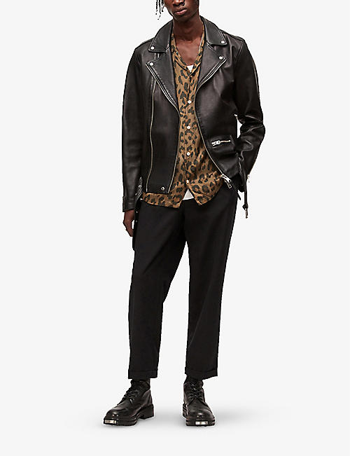 c258ce263505 Leather jackets - Coats   jackets - Clothing - Mens - Selfridges ...