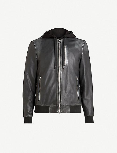 cda90394314 Bomber jackets - Coats   jackets - Clothing - Mens - Selfridges ...