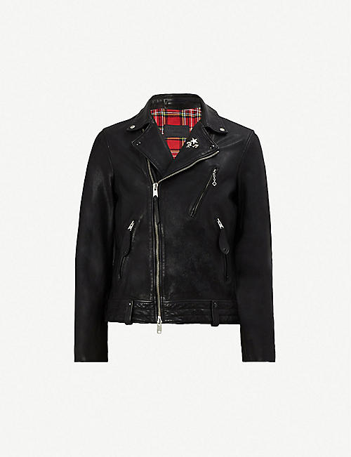 ALLSAINTS Vice leather biker jacket