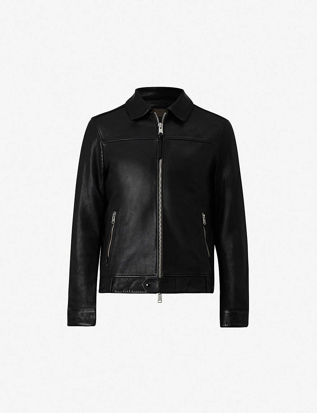 a036adf4c5ba Callon leather jacket zoom  Callon leather jacket zoom ...
