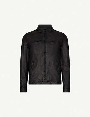 ALLSAINTS Lark leather jacket