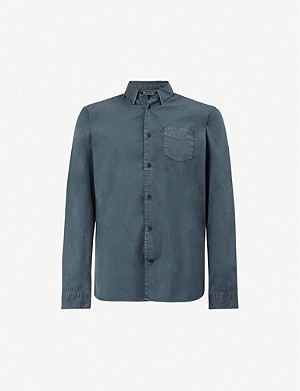 ALLSAINTS Dilla slim-fit cotton shirt
