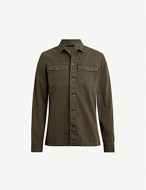 2a536cdd5d00 Casual Shirts - Shirts - Clothing - Mens - Selfridges