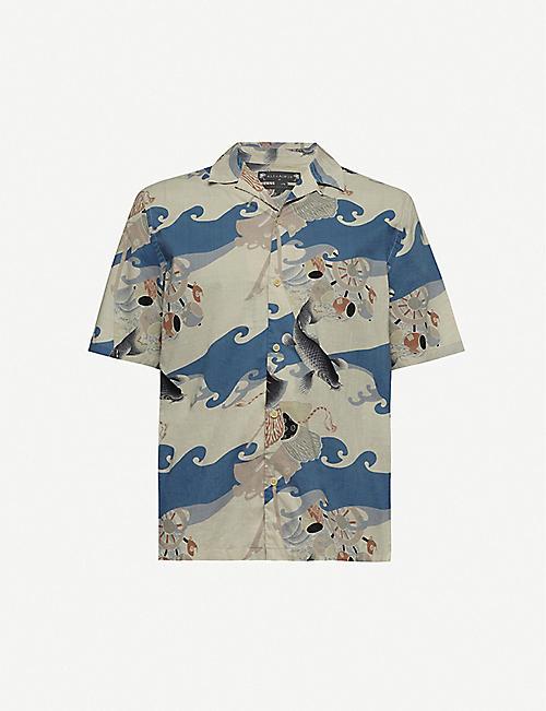 4ed37dae772d Long-sleeved - Casual Shirts - Shirts - Clothing - Mens - Selfridges ...