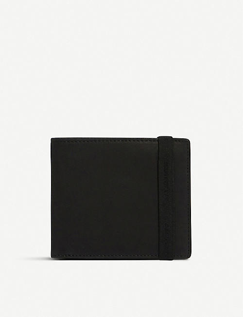 ALLSAINTS Vice leather wallet