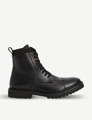 ALLSAINTS Wayland leather boots