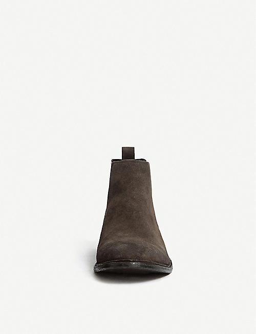 9c780bd5553 ALLSAINTS - Mens - Shoes - Selfridges   Shop Online