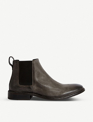 ALLSAINTS Dannie leather chelsea boots