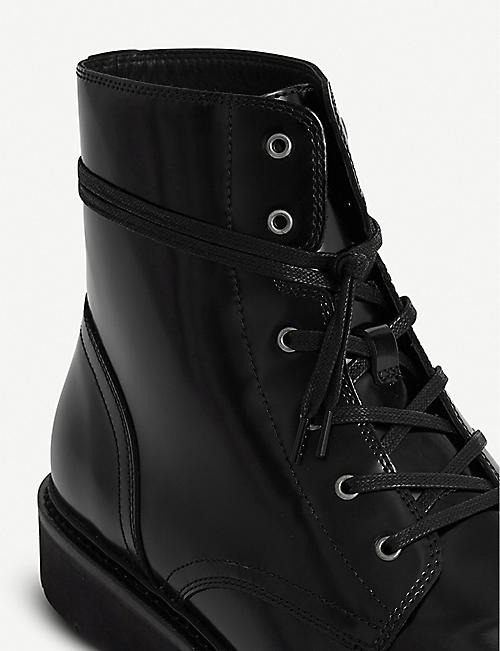 ALLSAINTS Nova leather boots