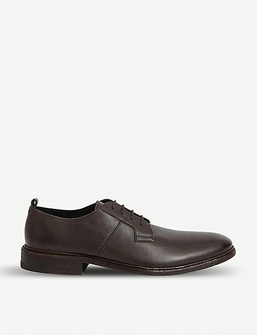 ALLSAINTS Cedar leather Derby shoes
