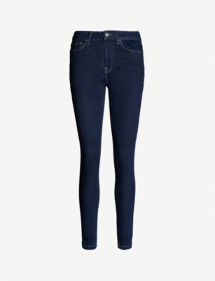 REISS Lux high-rise skinny jeans