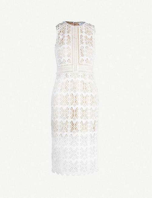 696f8babaadc REISS - Evening - Dresses - Clothing - Womens - Selfridges | Shop Online