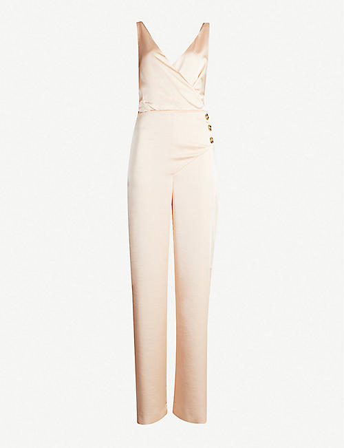 b589f0c22f2455 REISS Antonia wide-leg satin jumpsuit