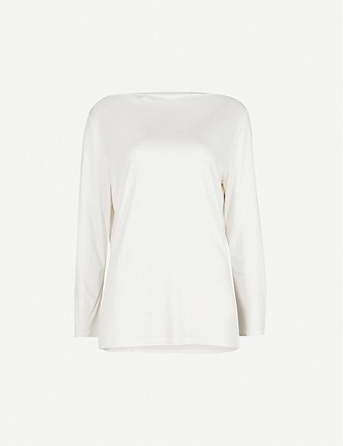 d5e51eb8 REISS - Tops - Clothing - Womens - Selfridges   Shop Online