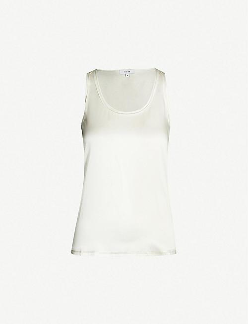 25c6795e786593 REISS - Tops - Clothing - Womens - Selfridges | Shop Online