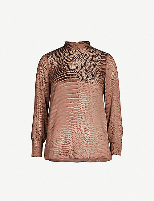 fa0424c84fc67 REISS - Tops - Clothing - Womens - Selfridges