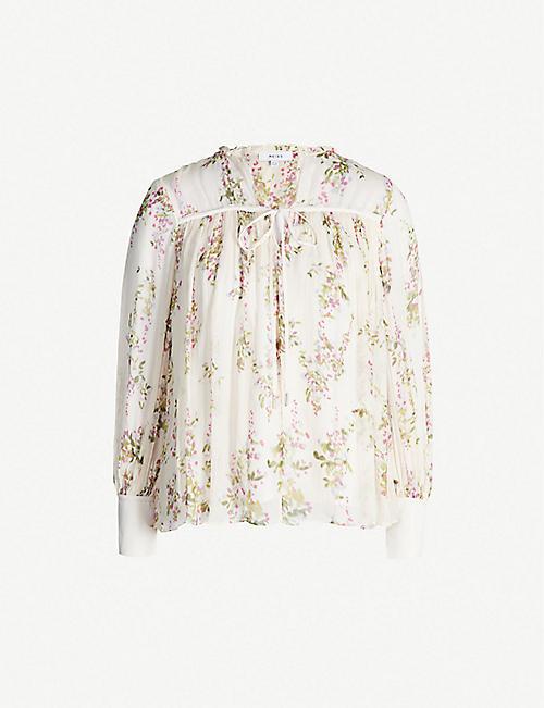 045700942 REISS - Tops - Clothing - Womens - Selfridges