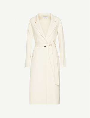 REISS Ellie wool-blend coat