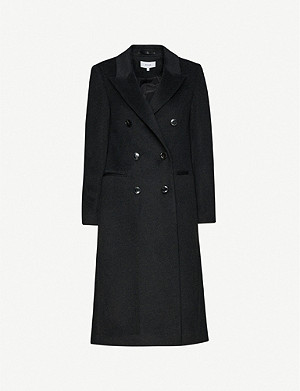 REISS Maddie wool-blend coat