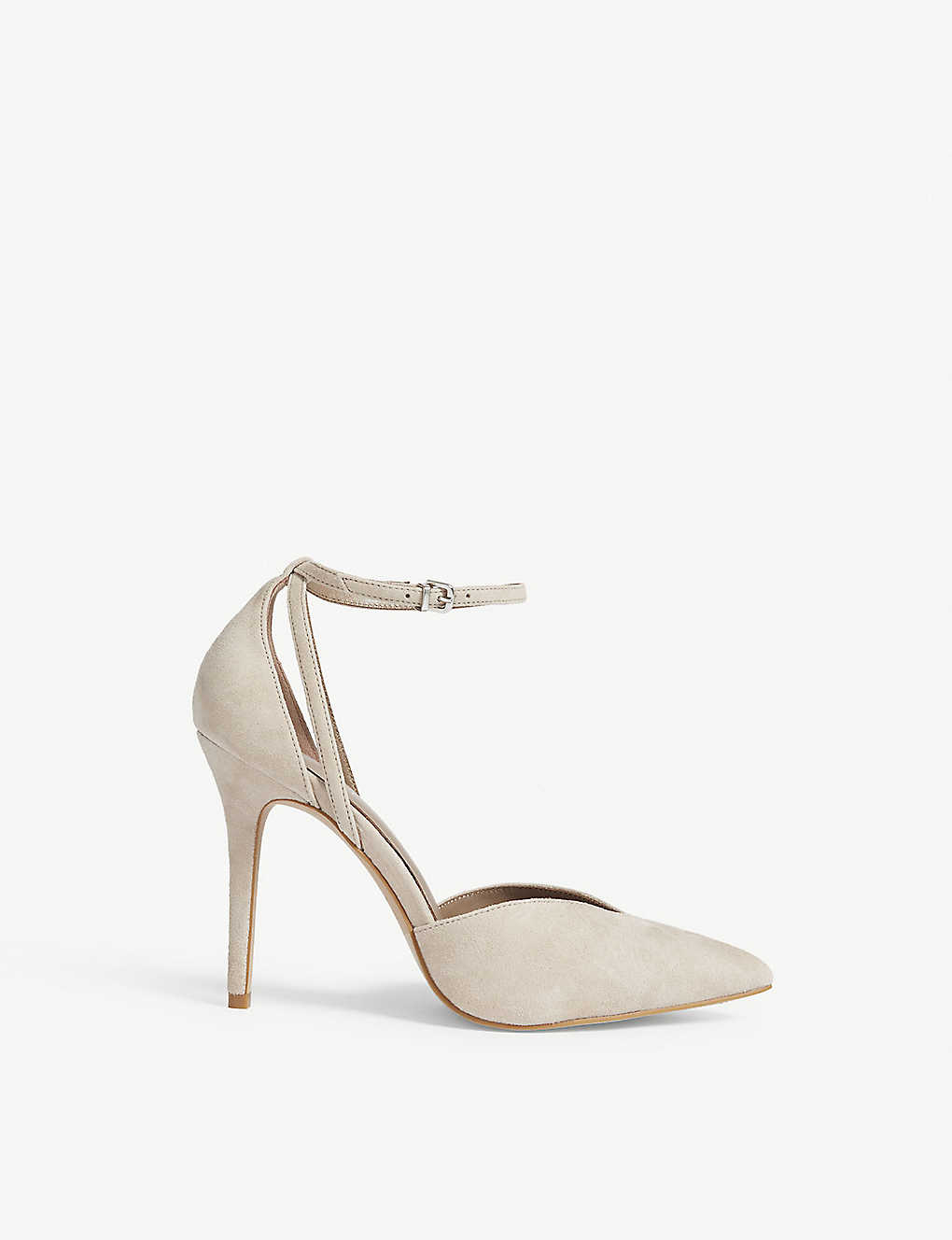 4efd41101ba REISS - Katya suede sandals | Selfridges.com