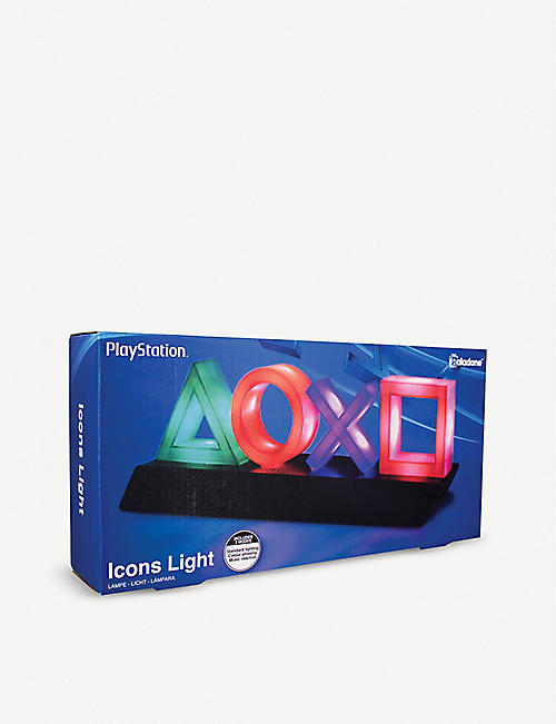 RED 5 PlayStation Icons Light