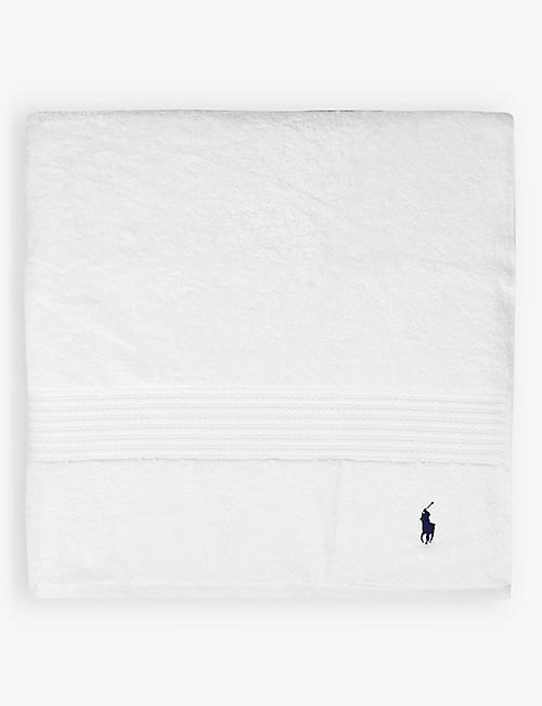 RALPH LAUREN HOME Player bath sheet