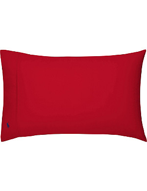 RALPH LAUREN HOME Player standard pillowcase