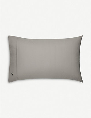RALPH LAUREN HOME: Player standard pillowcase