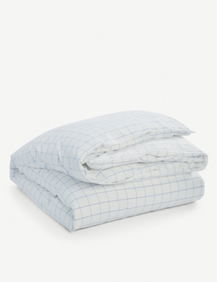 RALPH LAUREN HOME Baxter cotton duvet cover range