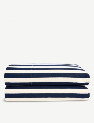 RALPH LAUREN HOME Durant cotton percale flat sheet range
