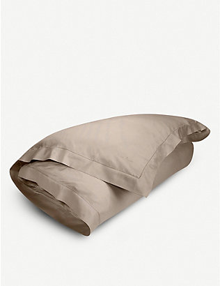 RALPH LAUREN HOME: Langdon cotton flat sheet