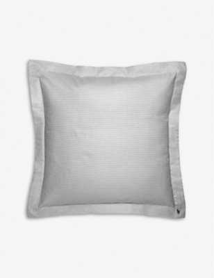 RALPH LAUREN HOME Oxford yarn dyed cotton pillowcase 65x65cm