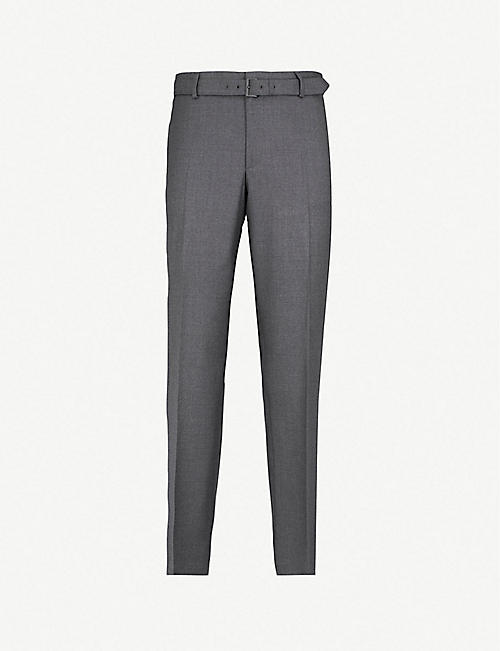 THE KOOPLES: The Kooples wool Super 100 suit trousers