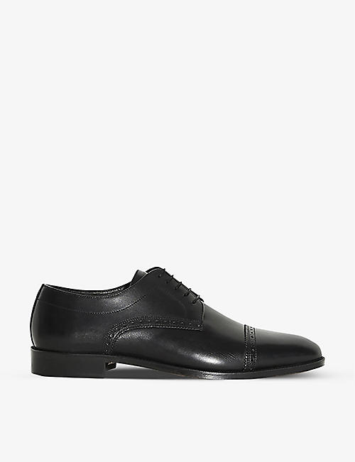 THE KOOPLES: Classic leather brogues