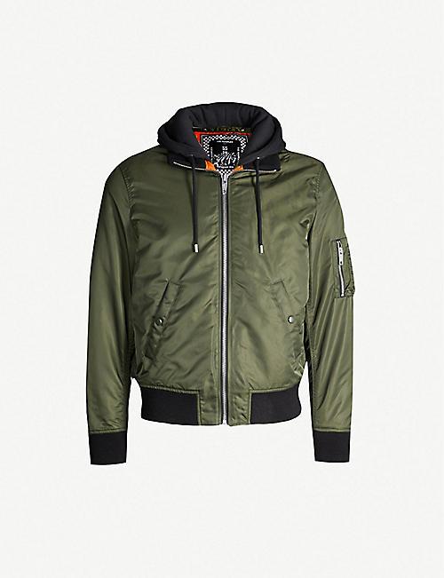 9922adf2c3a THE KOOPLES - Coats & jackets - Clothing - Mens - Selfridges | Shop ...