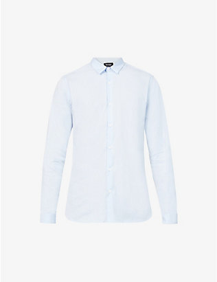 THE KOOPLES: Cotton-blend shirt