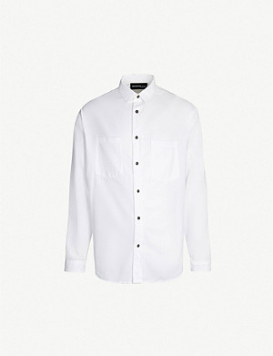 THE KOOPLES Regular-fit cotton shirt