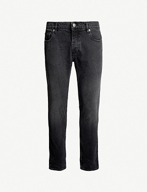 THE KOOPLES Slim-fit tapered jeans