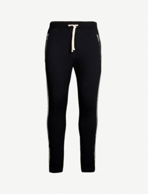THE KOOPLES Slim-fit stretch-jersey jogging bottoms