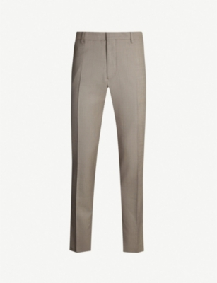 THE KOOPLES Slim-fit wool trousers