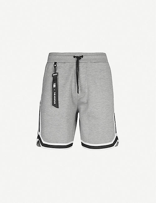 THE KOOPLES NBA x The Kooples cotton-jersey shorts