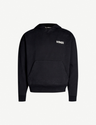 THE KOOPLES Nevermind cotton-jersey hoody