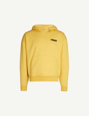 THE KOOPLES Text-print cotton-jersey hoody