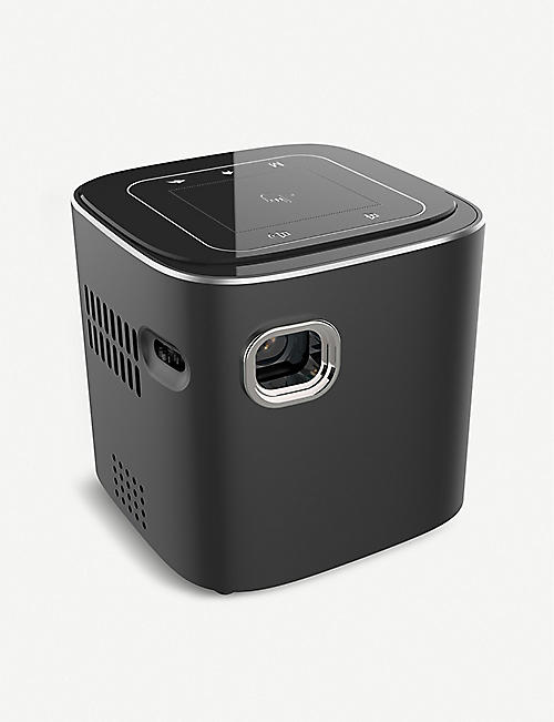 THE TECH BAR: Smart Micro Projector