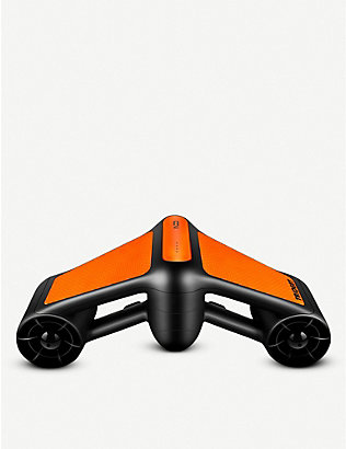 THE TECH BAR: Trident underwater scooter