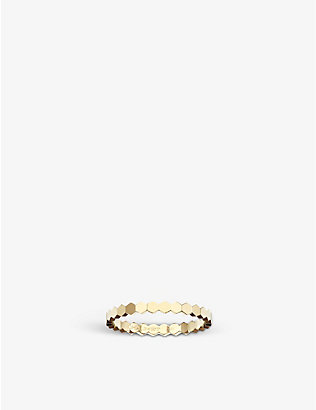 CHAUMET: Bee my love 18ct yellow-gold ring