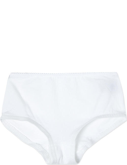 PETIT BATEAU Cotton jersey short pants 2-12 years