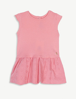 PETIT BATEAU Butterfly sleeve cotton dress 3-36 months