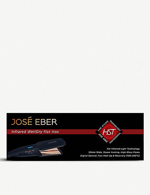 JOSE EBER HST Infrared Wet/Dry Flat Iron