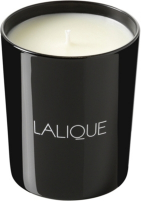 LALIQUE Santal scented candle 190g